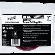 """DFC5   Soft Buff DA Foam Cutting Disc - 5"""""""
