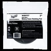 "WRFP7   Soft Buff Rotary Foam Polishing Pad - 7"""