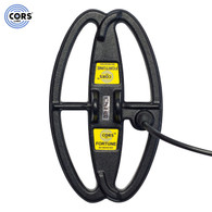 """CORS Fortune 9.5″x5.5"""" DD Search Coil for Fisher F70 & F75 Metal Detector"""