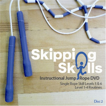 Competitive Skipping Skills DVD