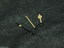 Snowflake Milsub Snow Flake Watch Hands for ETA 2824 2836 Yellow