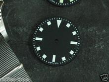 Sterile Snowflake Snow Flake Watch Dial for DG 2813 - White Superluminova
