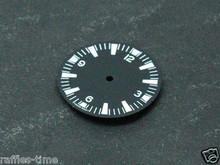 Sterile Seamaster 300 29mm Dial for ETA 2836 Movement White Superluminova