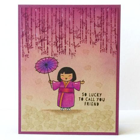 Pantone Color Trend Quietude card example 2