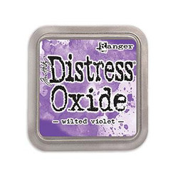 Ranger Distress Oxide Ink Pad, Wilted Violet -