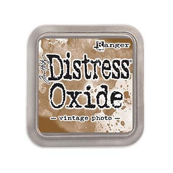 Ranger Distress Oxide Ink Pad, Vintage Photo -