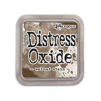 Ranger Distress Oxide Ink Pad, Walnut Stain -