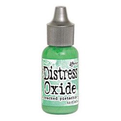 Ranger Distress Oxide Reinker, Cracked Pistachio -
