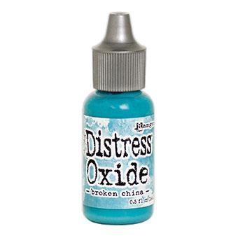 Ranger Distress Oxide Reinker, Broken China -