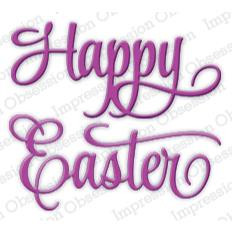 Impression Obsession Dies, Happy Easter 2 - 848099066602