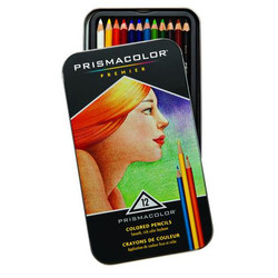 Prismacolor Premier Colored Pencils, Set of 12 - 070735035967