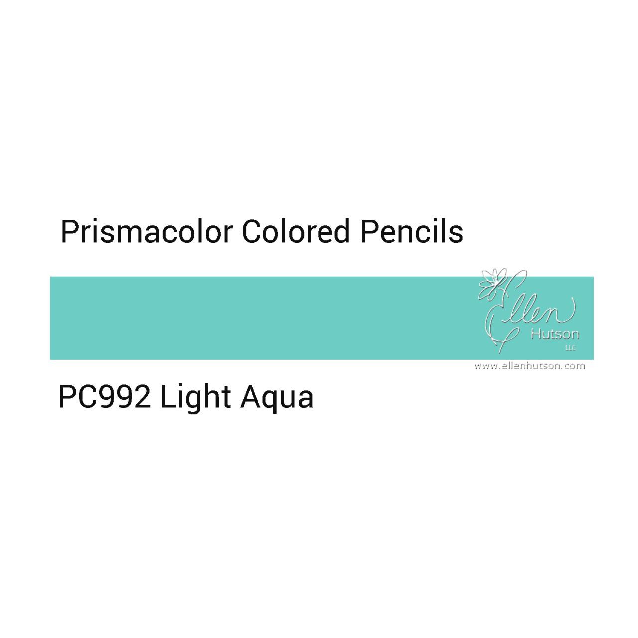 Prismacolor Premier Colored Pencils, Light Aqua PC992 - 070735033802