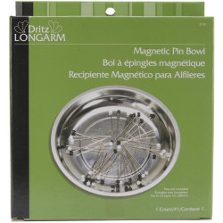 Dritz Magnetic Pin Bowl - 728790371048