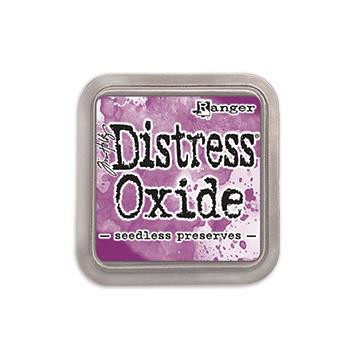 Ranger Distress Oxide Ink Pad, Seedless Preserves - 789541056195