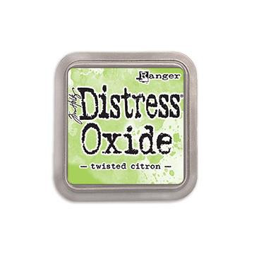 Ranger Distress Oxide Ink Pad, Twisted Citron - 789541056294