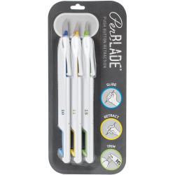 PenBlade Assorted Retractable Knife Set - 853624005339