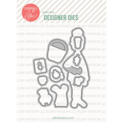 Essentials By Ellen Designer Dies, Leading Ladies - Cozy Lady by Brandi Kincaid -