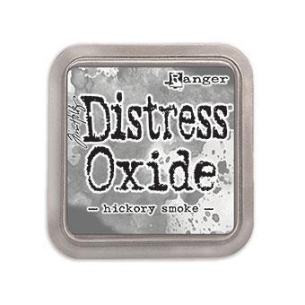 Ranger Distress Oxide Ink Pad, Hickory Smoke -