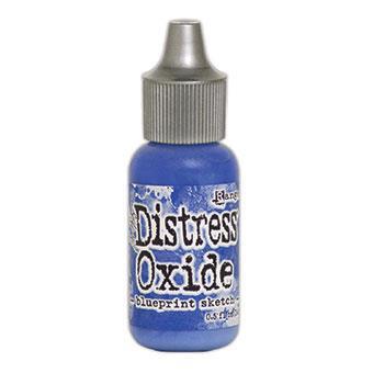 Ranger Distress Oxide Reinker, Blueprint Sketch -