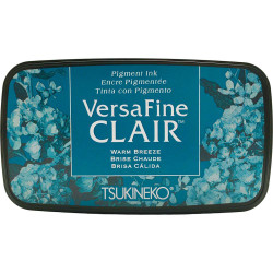 VersaFine Clair Ink Pad, Warm Breeze -