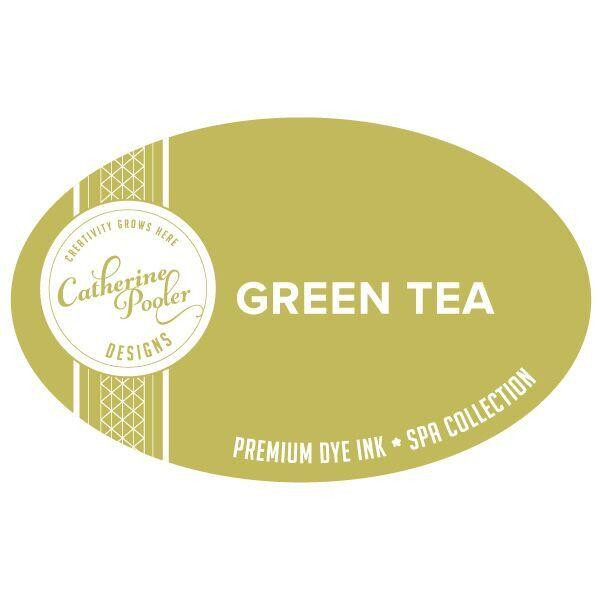 Catherine Pooler Ink Pad, Green Tea - 746604163139