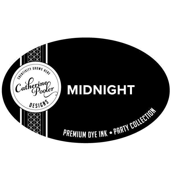 Catherine Pooler Ink Pad, Midnight - 746604163207