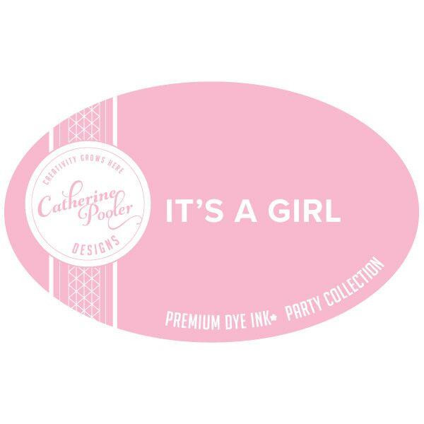 Catherine Pooler Ink Pad, It's A Girl - 746604163214