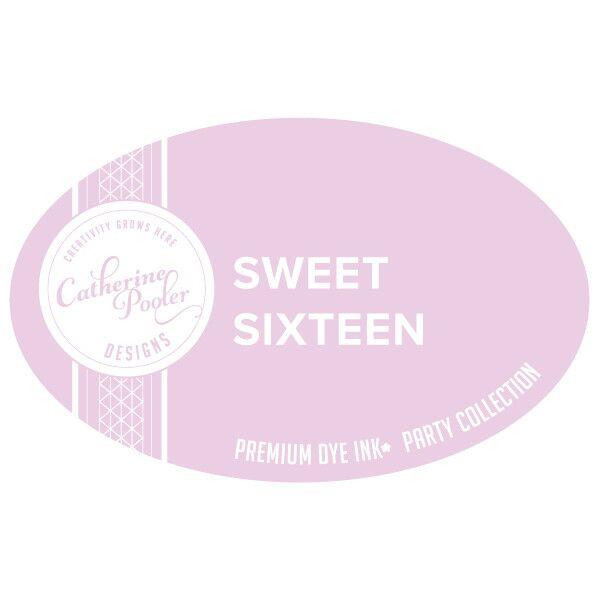 Catherine Pooler Ink Pad, Sweet Sixteen - 746604163283