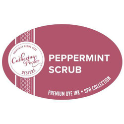 Catherine Pooler Ink Pad, Peppermint Scrub - 746604163344