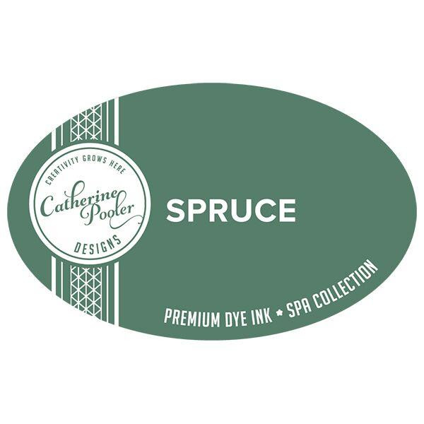 Catherine Pooler Ink Pad, Spruce - 746604163436