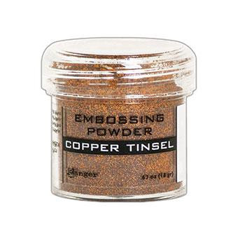 Ranger Embossing Powder, Copper Tinsel - 789541060420