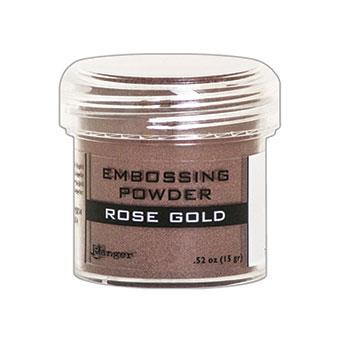 Ranger Embossing Powder, Rose Gold Metallic -