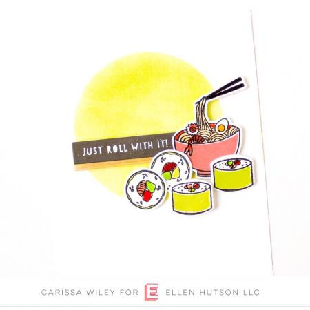 Essentials by Ellen Designer Dies, Wasabi by Julie Ebersole -