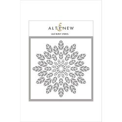 Altenew Stencils, Leaf Burst - 655646167459