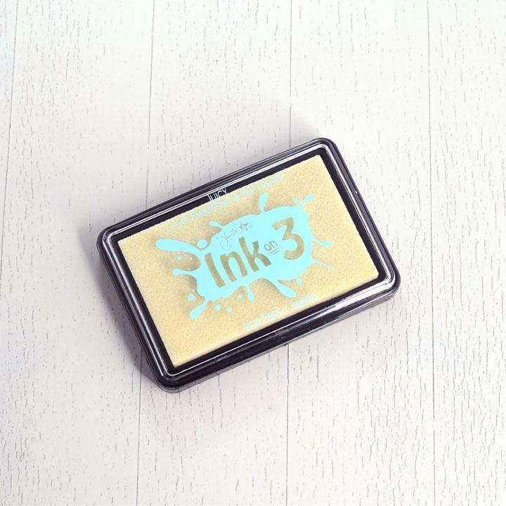 Ink On 3 Ink Pads, Juicy Clear Embossing & Watermark - 352929871354
