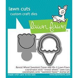 Lawn Cuts Dies, Reveal Wheel Sweetest Flavor Add-On - 352926704020