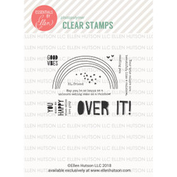 Essentials by Ellen Clear Stamps, Over It by Julie Ebersole -