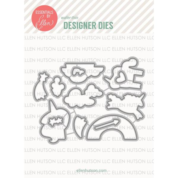 Essentials By Ellen Designer Dies, Unicorns 'N Rainbows By Julie Ebersole -