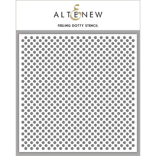 Altenew Stencils, Feeling Dotty - 655646168616