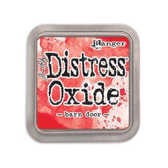 Ranger Distress Oxide Ink Pad, Barn Door -
