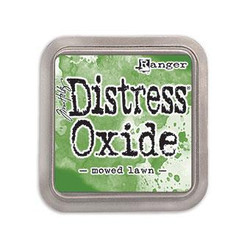 Ranger Distress Oxide Ink Pad, Mowed Lawn -