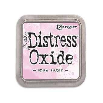 Ranger Distress Oxide Ink Pad, Spun Sugar -