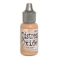 Ranger Distress Oxide Reinker, Tea Dye -