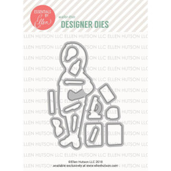 Essentials By Ellen Designer Dies, Leading Ladies - Teacher Lady By Brandi Kincaid -