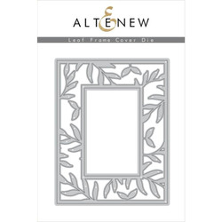 Altenew Dies, Leaf Frame Cover - 655646169903