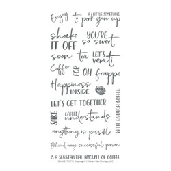 Shake it Off, Honey Bee Clear Stamps -