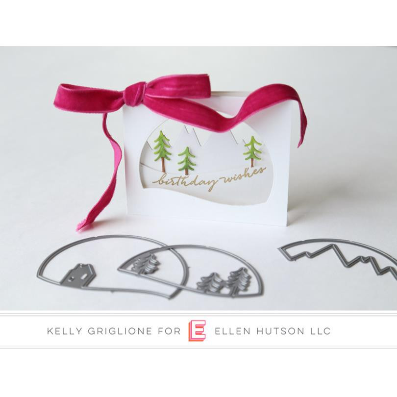 Alpine Window by Julie Ebersole, Essentials By Ellen Designer Dies -