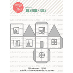 House Box by Julie Ebersole, Essentials By Ellen Designer Dies -