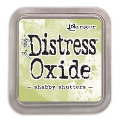 Ranger Distress Oxide Ink Pad, Shabby Shutters - 789541056201