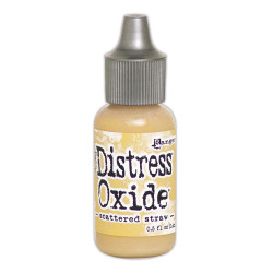 Ranger Distress Oxide Reinker, Scattered Straw - 789541057284